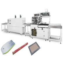 Máquina de embalagem automática de selagem a quente de selo lateral