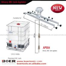New Model Slivery IBC tank agitator Air Paint Mixer Air Beater