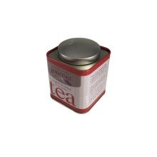 Tee-Box Großhandel Zinn Verpackung Metall Verpackung Box