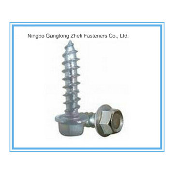 ISO7053 Hex Washer Head Self Tapping Screw
