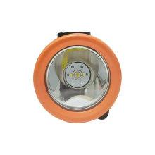 Lampe capuchon minier rechargeable sans fil