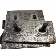AS2027 NiCr4-600 Wear Liner Plates for Chutes and Hopper Protection