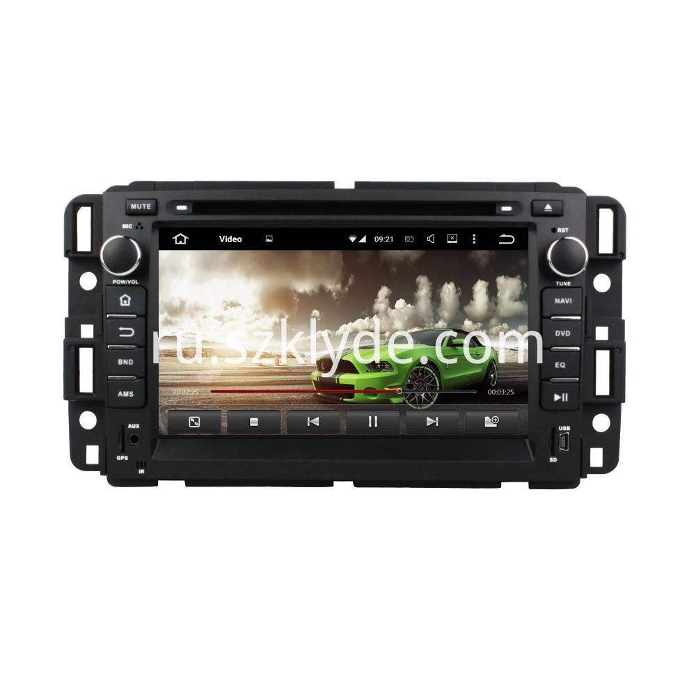 Android 7 1 Car Dvd For Player Jeep