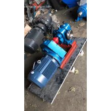 LC series high viscosity  rotary lobe pump