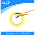 12mm 9khz brass piezo ceramic element with wires micro piezo