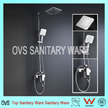 Factory Price Bathroom Thermostatic Rain Shower Set with Hand Shower