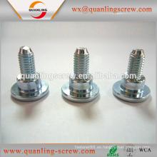 Productos de china caliente venta por mayor modificado para requisitos particulares especial cabeza tornillo autorroscante