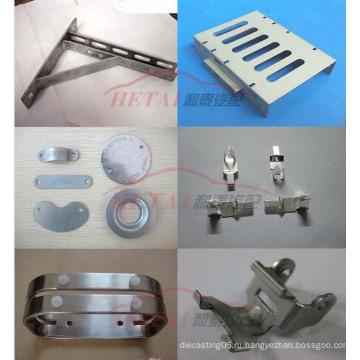 Специальные листовые штампованные детали для инструментов