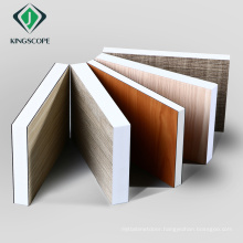 Wholesale Wood Grain Film 4x8 PVC Foam Board Manufacturers Price