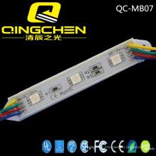 China Supplier SMD 5050 impermeável RGB LED módulo com CE, RoHS, 5 anos de garantia