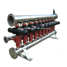 High Quality Backwater Disc Filter for Irrigation