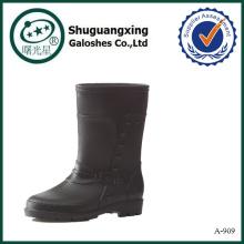 зимние сапоги мужские ПВХ свободного покроя дождь обувь для женщин