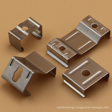 Experienced manufacturer oem customizable small metal spring clips fasteners