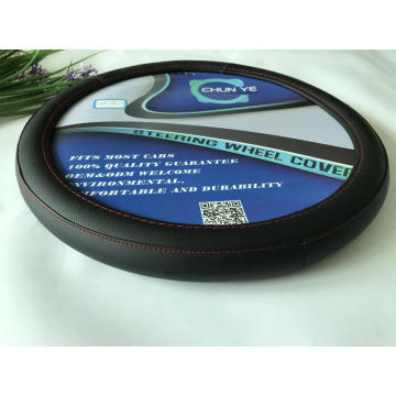 Hotsale new pu steering wheel cover