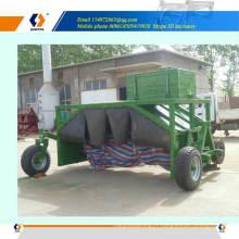 Machine organique d'engrais de ZFQ300,3000mm, Turtile de compost remorquable à vendre