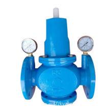 Adjustable pressure reducing valve