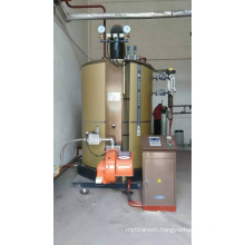 Vertical Oil (Gas) Steam Boiler Lhs 0.48