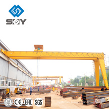 Single Geam Semi eot Gantry Crane With Good high Quality