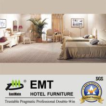 Juego de muebles de dormitorio de hotel de Niza-Twin (EMT-B0902)