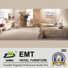 Nice Hotel Bedroom Furniture Set Twin-Bed (EMT-B0902)