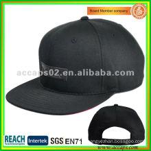 flat brim cap snapback hat SN-0032