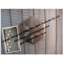 Hotal de la moda, malla de alambre decorativa de la cortina de la casa