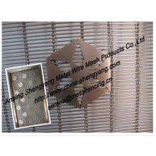 Hotal de mode, maille métallique décorative de rideau de maison