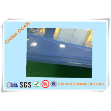 Transparent PVC Sheet for Clothing Modle