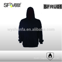safety product fireproof material long sleeve fireproof clothing hoodie t-shirt