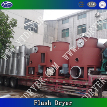 Silice Spin Flash Dryer Machine