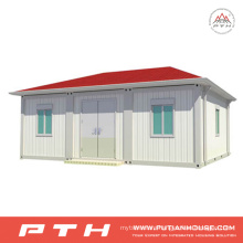 China Prefabricated Container Home for Modular Living House