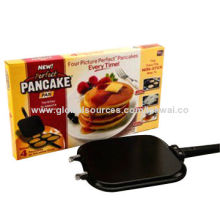 Perfect Pancake Maker, As Seen on TV, Used in Kitchen Egg and Cake Baking