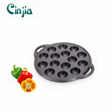 Tokoyaki Grill Pan with Octopus Ball Plates