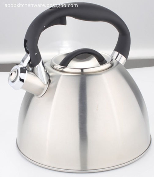 3.0Litre Hexagonal Shape whistling kettle