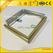 Aluminium Extrusion Profile Aluminium Frame for Picture Decoration