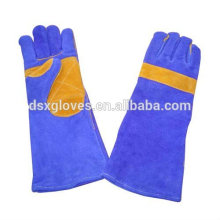 Hot Sale 100% Real Sheepskin Leather Working Gloves