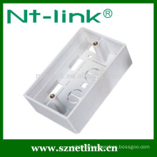 RJ45 faceplate Bottom Box