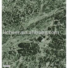 Piso em relevo de PVC de superfície / piso de vinil colorido pvc