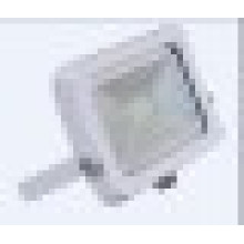 Schwarzes weißes Shell Slimline LED-Flutlicht