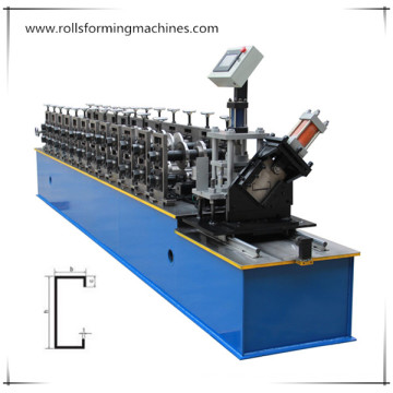 Metall Stud Making Machine