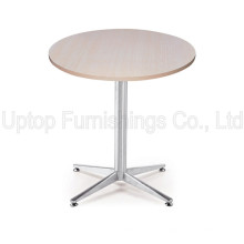 (SP-RT436) China Supplier Circle Stainless Steel Restaurant Dining Table