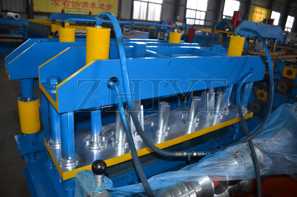 Glazed Steel Tile Machine with Competitive Price