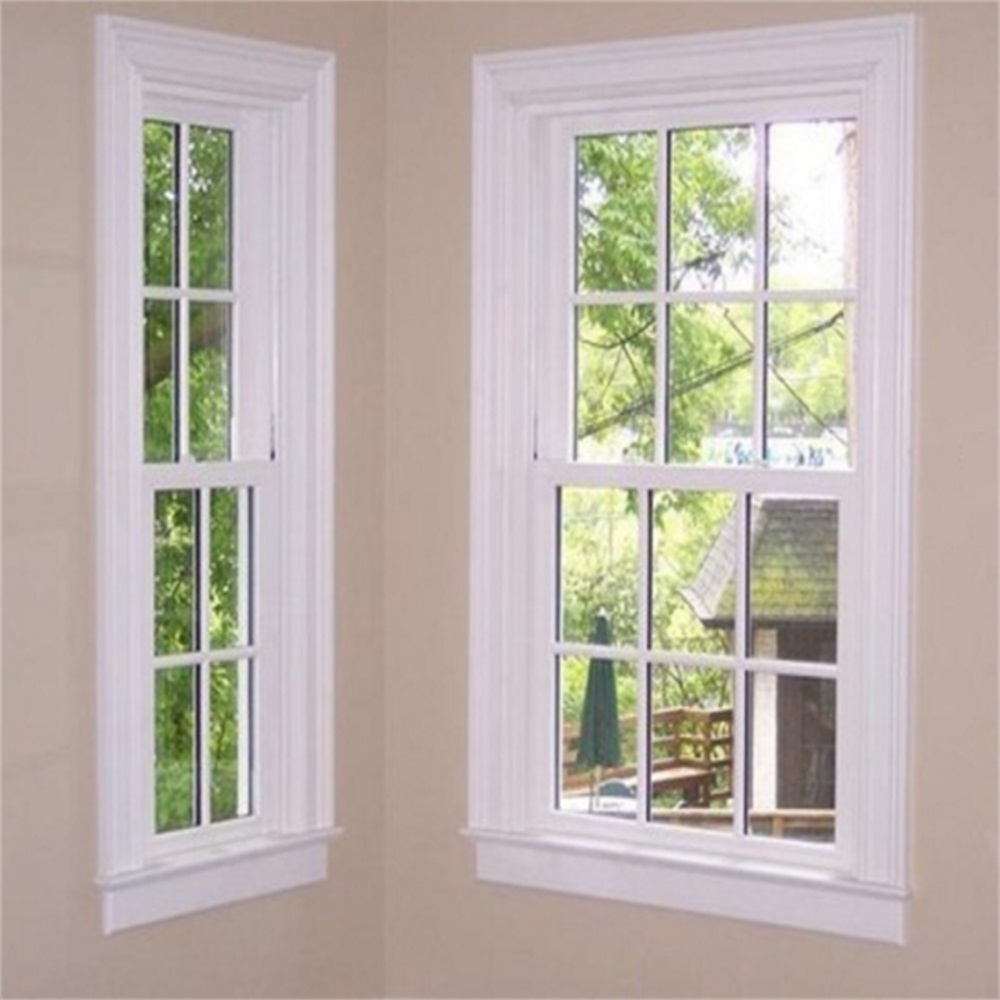 Aluminium Single Hung Windows