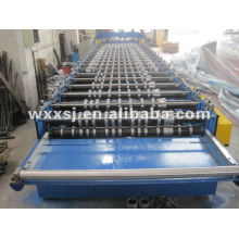 steel cold roofing roll forming machine