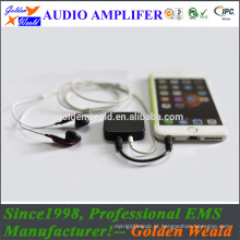 big bass amplifier headphone amplifier rechargeable battery amplifier
