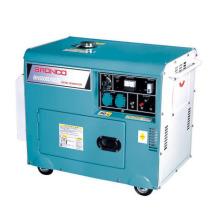 GS, 5kw, tragbarer stiller Dieselgenerator