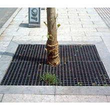 Cobertura de piscina de árvores galvanizadas para evitar a corrosão