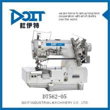 DT 562-05 doit máquinas industriais Interlock máquina de embainhamento de fundo