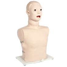 Medical Nurse Training Nasal Feeding and Gastric Lavage Simulator