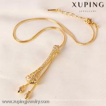 41315-Xuping présentoirs de collier en alliage de qualité supérieure